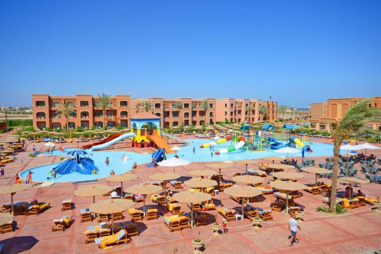 Charmillion Club Aqua Park 4*